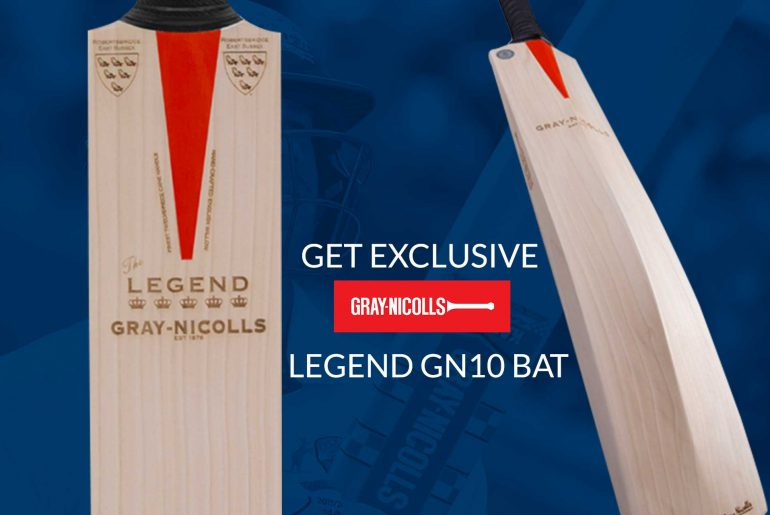Gray Nicolls GN 10 Bat